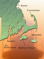 New England and The East Coast